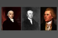 James Madison, John Taylor, and Thomas Jefferson