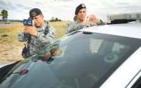 USAF_Academy_cops_looking_for_speeders_2012