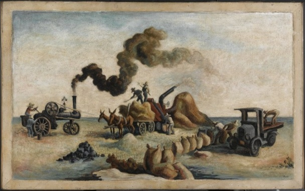 Brooklyn_Museum_-_Louisiana_Rice_Fields_-_Thomas_Hart_Benton