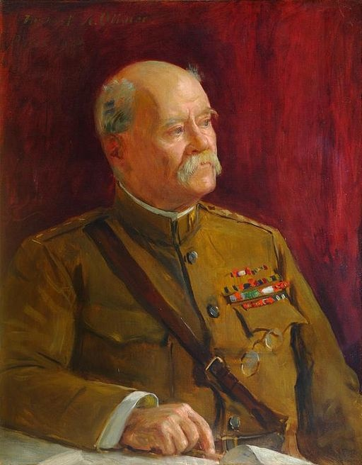 General Tasker Howard Bliss, U.S. Army Chief of Staff and Representative at the Supreme War Council during WWI.