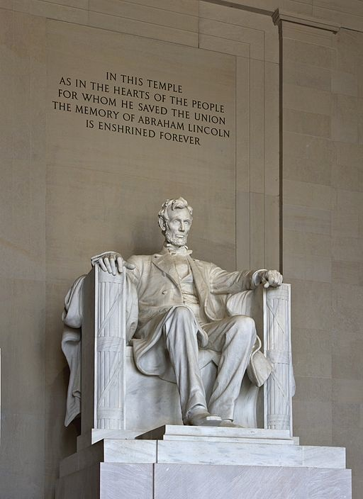 512px-Lincoln_Memorial_(Lincoln_tall)