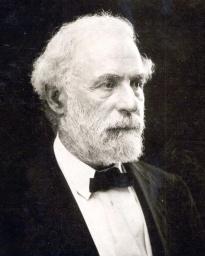 Robert E. Lee in 1870