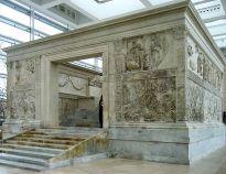 Augustus Caesar's Ara Pacis, Rome