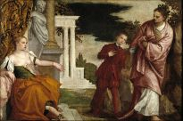 Young Man between Virtue and Vice by Paolo Veronese, Prado, Spain