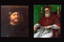 Giampaolo Baglioni and Pope Julius II