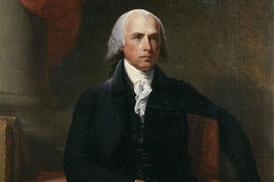 Did James Madison read Machiavelli?