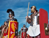 Rome relied upon its infantry to win battles.