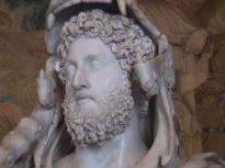 """""""Emperor Commodus as Hercules - Musei capitolini - Foto G. Dall'Orto - 15-08-2000"""" by Giovanni Dall'Orto, 2000."""