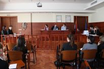 """""""Belgrade-Moot-Court"""" by Comparativist1 - Own work. Licensed under CC BY-SA 3.0 via Wikimedia Commons."""