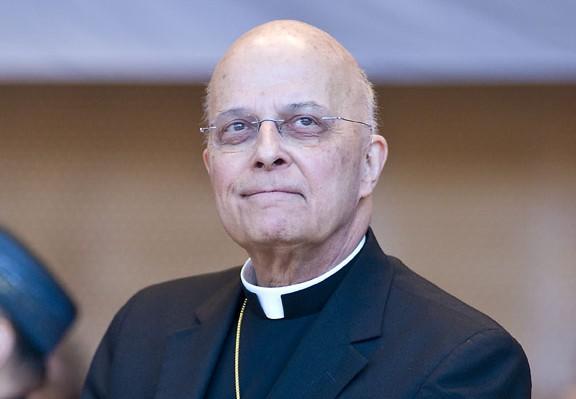 """Francis Cardinal George"" by Photobra Adam Bielawski - Own work. Licensed under CC BY-SA 3.0 via Wikimedia Commons ."