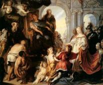 """""""Scipio Africanus"""" by Theodoor van Thulden"""