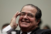 Supreme Court Justice Antonin Scalia, by Stephen Masker.  Licensed under CC BY 2.0 via Wikimedia Commons.