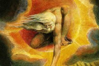 """Ancient of Days,"" by William Blake."