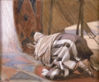 """God's Promises to Abraham,"" by James Jacques Joseph Tissot, Jewish Museum, New York."