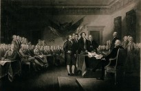 """The Declaration of Independence Wellcome V0048413"" by http://wellcomeimages.org/. Licensed under CC BY 4.0 via Wikimedia Commons."
