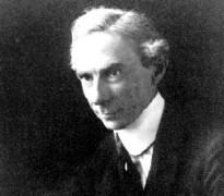 Bertrand Russell in 1916