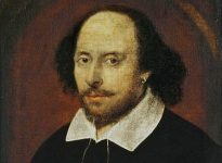 Shakespeare Chandos portrait