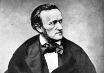 Richard Wagner, 1861.