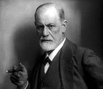 Sigmund Freud, founder of psychoanalysis