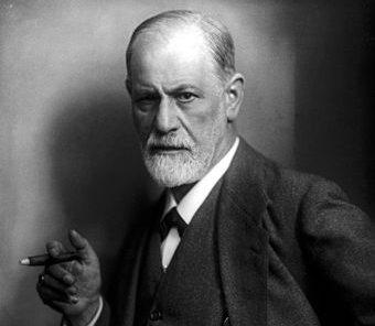 Sigmund Freud, founder of psychoanalysis